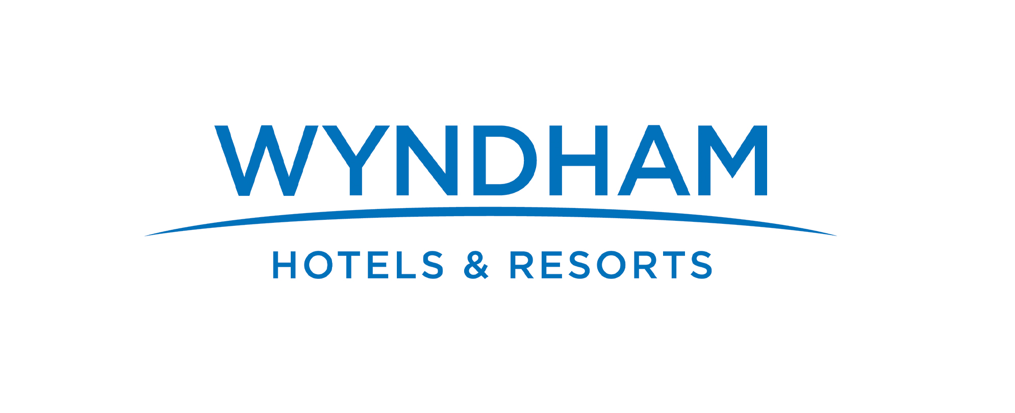 Wyndham Hotels & Resorts logo.